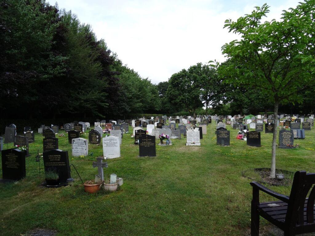 Mays Lane Burial Ground